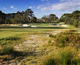 Victoria Golf Club - Accommodation Melbourne