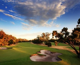The Metropolitan Golf Club - Accommodation Melbourne