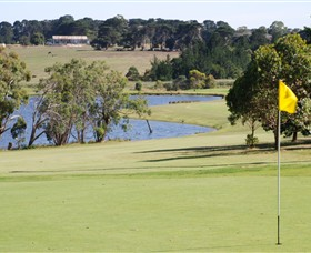 Devilbend Golf Club - Accommodation Melbourne