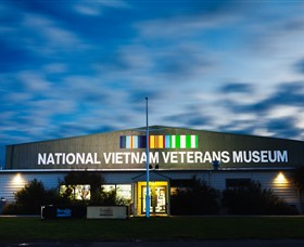 National Vietnam Veterans Museum - Accommodation Melbourne