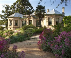 Buda Historic Home  Garden - Accommodation Melbourne