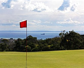 Rosebud Park Golf Course - Accommodation Melbourne