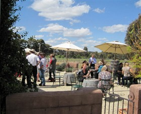 Flynns Wines  Heathcotean Bistro - Accommodation Melbourne
