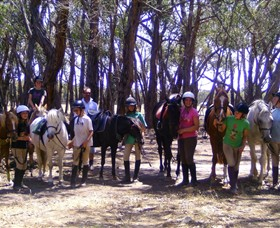 Bellarine Horse Riding Centre - Accommodation Melbourne