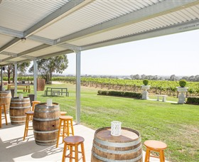 Avon Ridge Vineyard  Function Room - Accommodation Melbourne