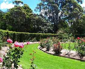 Wollongong Botanic Garden - Accommodation Melbourne