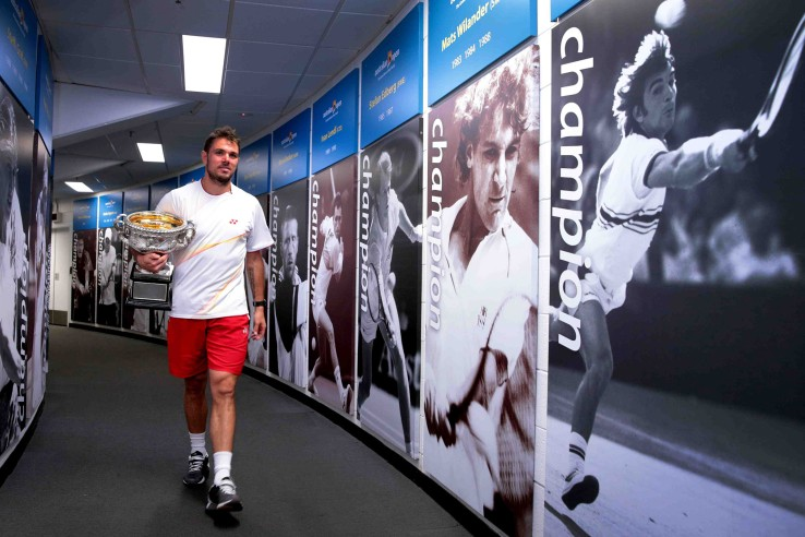 Australian Open Guided Tours - Accommodation Melbourne