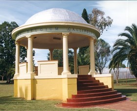 Kingaroy Soldiers Memorial Rotunda - Accommodation Melbourne