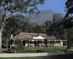 Newnes Kiosk - Accommodation Melbourne