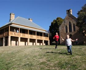 Hartley Historic Site - Accommodation Melbourne