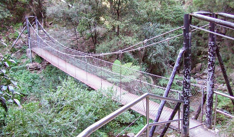 Jenolan River walking track - Accommodation Melbourne