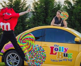 The Lolly Bug - Accommodation Melbourne