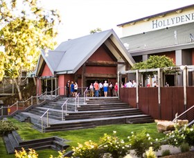 Hollydene Estate Wines and Vines Restaurant - Accommodation Melbourne