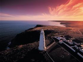 Cape Willoughby Lightstation - Cape Willoughby Conservation Park - Accommodation Melbourne