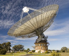 CSIRO Parkes Radio Telescope - Accommodation Melbourne
