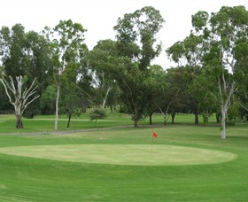 Moree Golf Club - Accommodation Melbourne