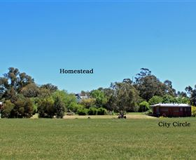 Hazeldean at Quandary Ariah Park and Temora - Accommodation Melbourne