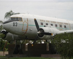 Big Plane in Moree - Accommodation Melbourne