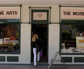 The Moree Gallery - Accommodation Melbourne