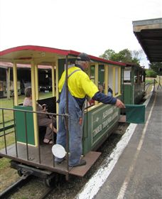 Alexandra Timber Tramway - Accommodation Melbourne