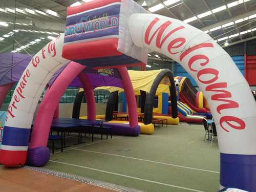 Airodrome Trampoline Park - Accommodation Melbourne