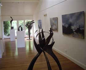 Ivy Hill Gallery - Accommodation Melbourne