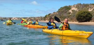 Canoe the Coorong - Accommodation Melbourne