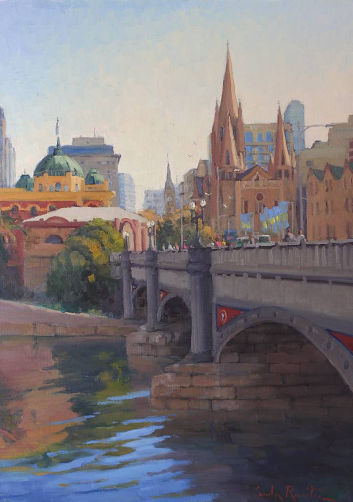 Rossiters Paintings - Accommodation Melbourne