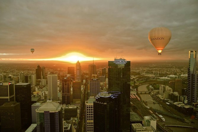 Melbourne Balloon Flights The Peaceful Adventure - Accommodation Melbourne