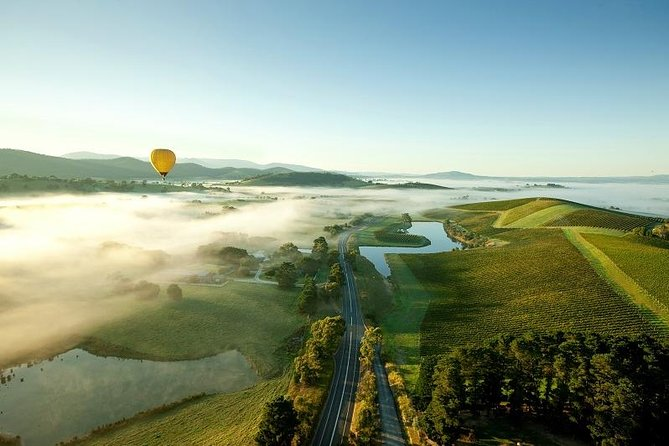 Yarra Valley Balloon Flight at Sunrise - Accommodation Melbourne