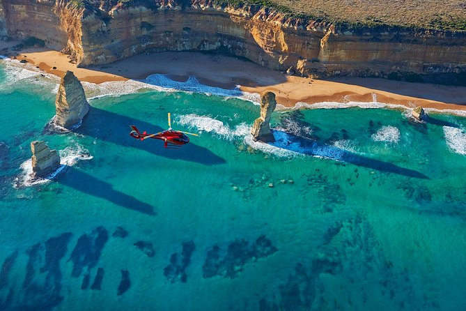 Private Full-Day Great Ocean Road Tour with Helicopter Ride - Accommodation Melbourne
