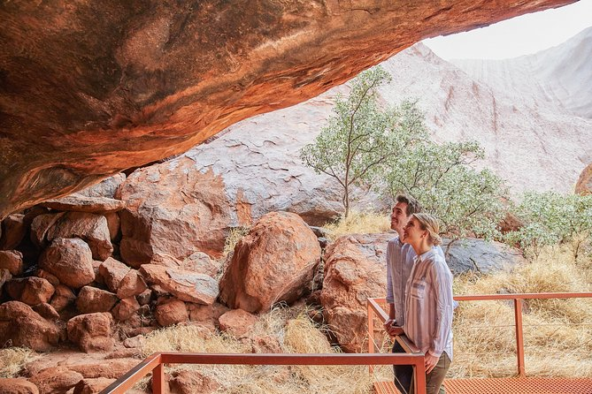 Uluru Base and Sunset Half-Day Trip with Optional Outback BBQ Dinner - Accommodation Melbourne