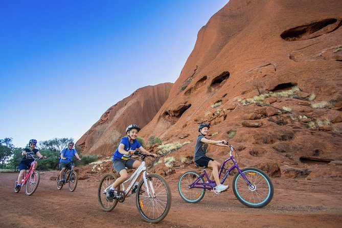 Outback Cycling Uluru Bike Ride - Accommodation Melbourne