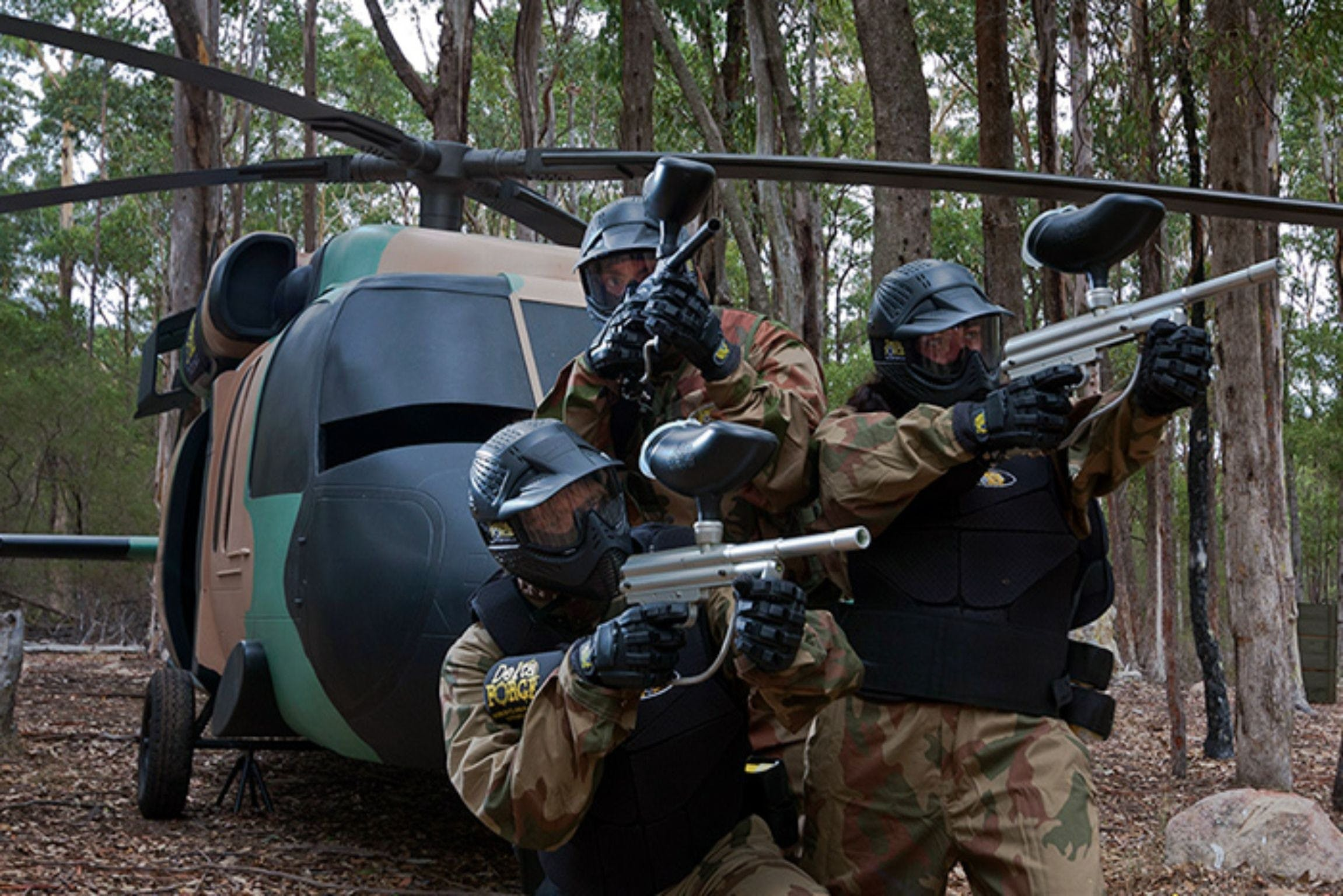 Delta Force Paintball Appin - Accommodation Melbourne