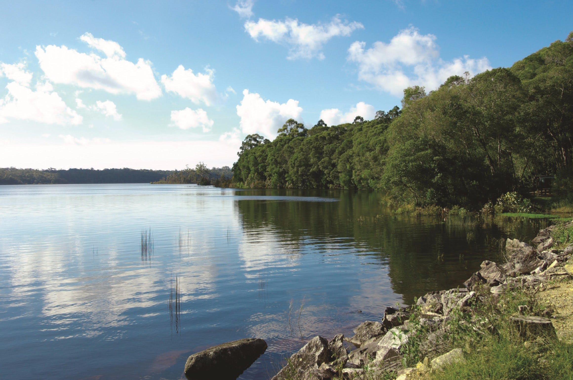 Lake Paluma - Accommodation Melbourne