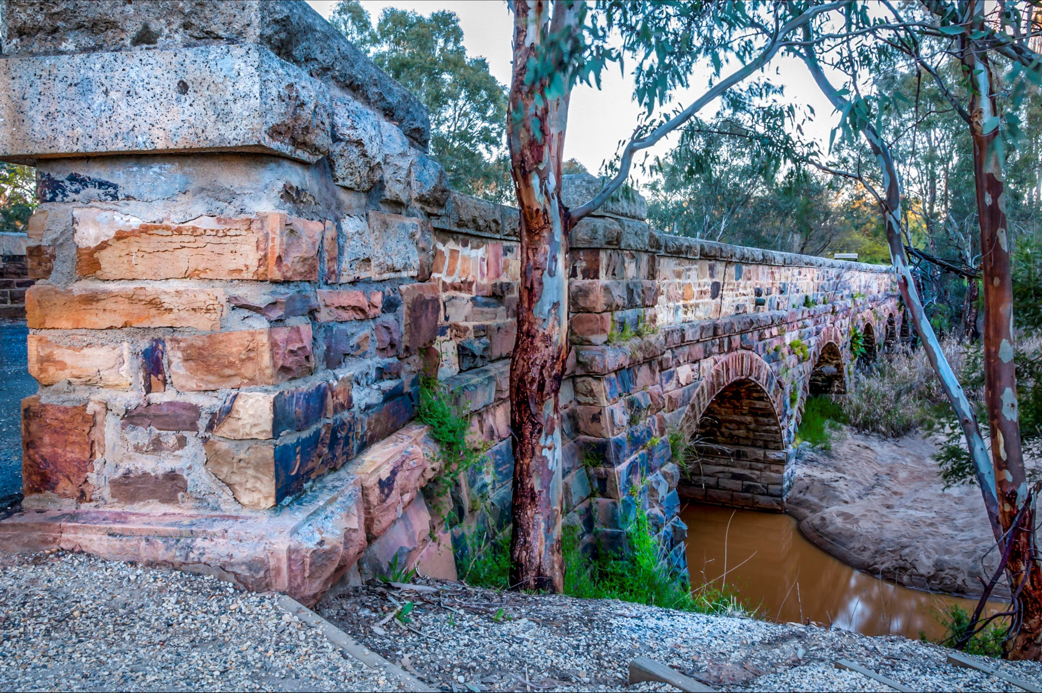 Historic Hughes Creek Bridge - Accommodation Melbourne
