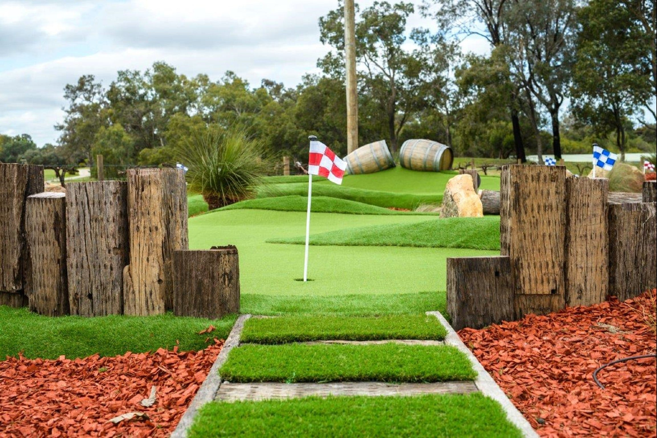 Vines Mini Golf - Accommodation Melbourne