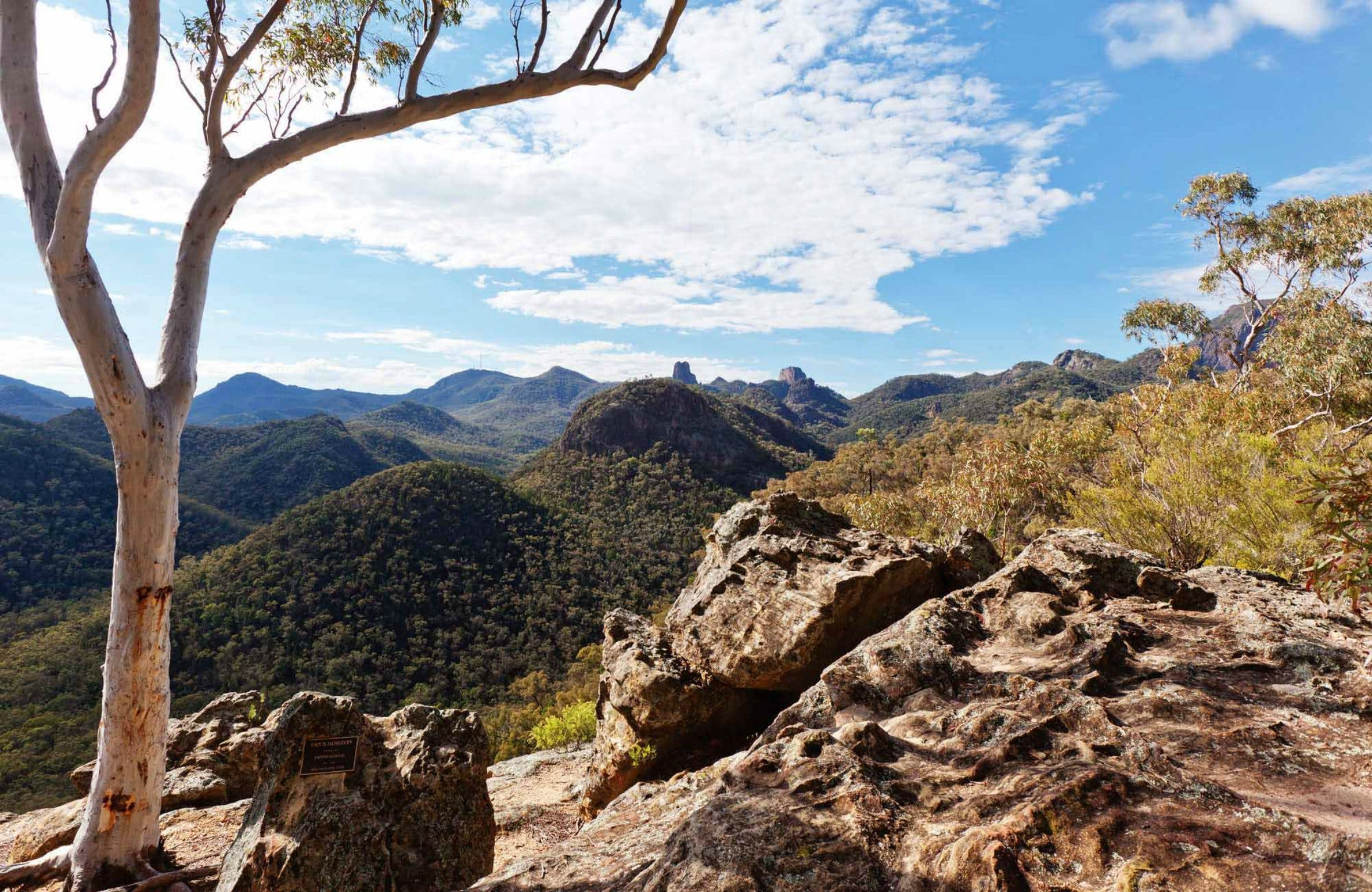 Warrumbungle National Park - Accommodation Melbourne
