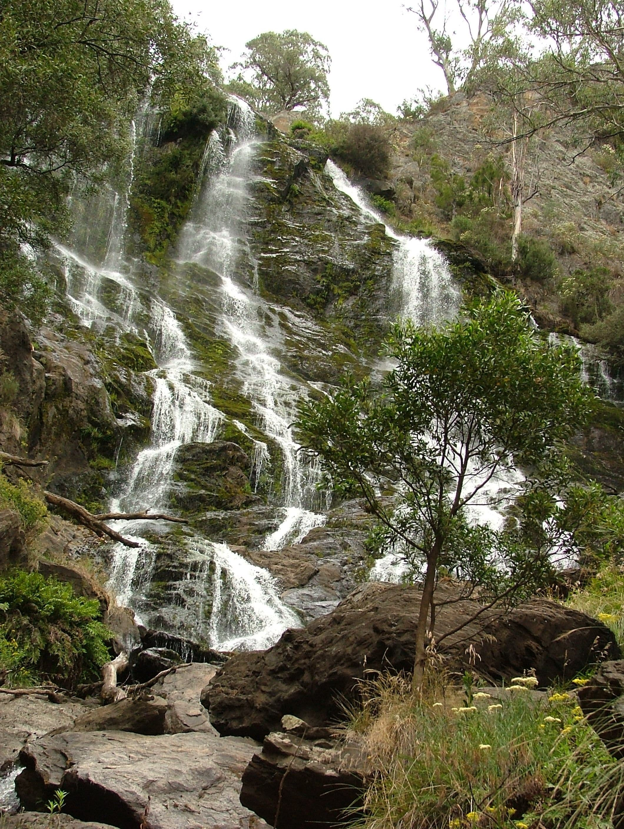 Buddong Falls Walking Track - Accommodation Melbourne