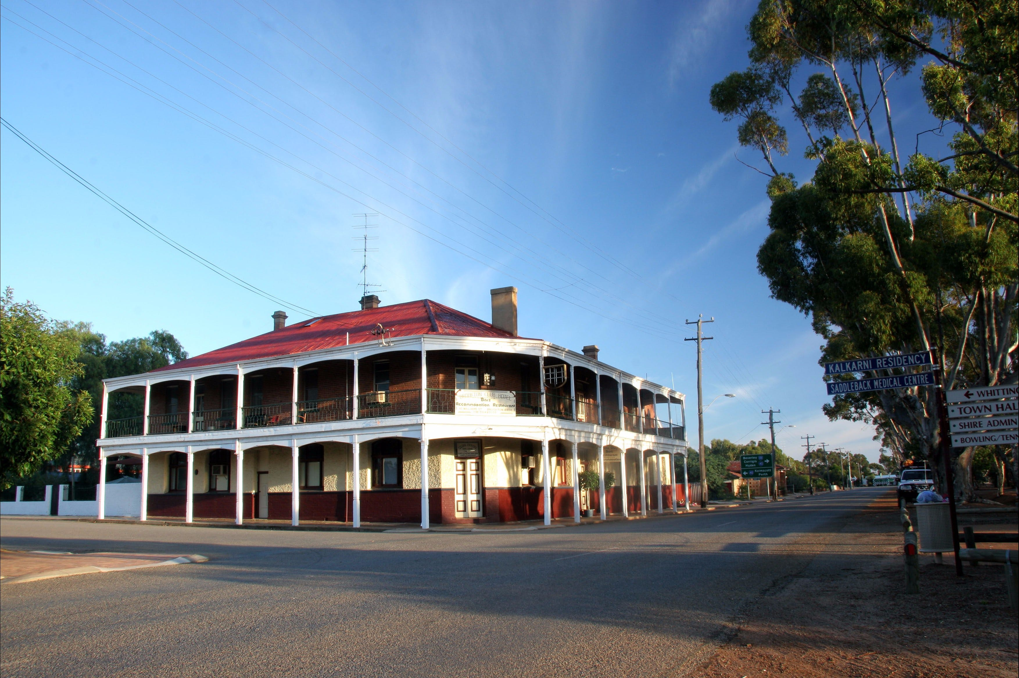 Brookton - Accommodation Melbourne