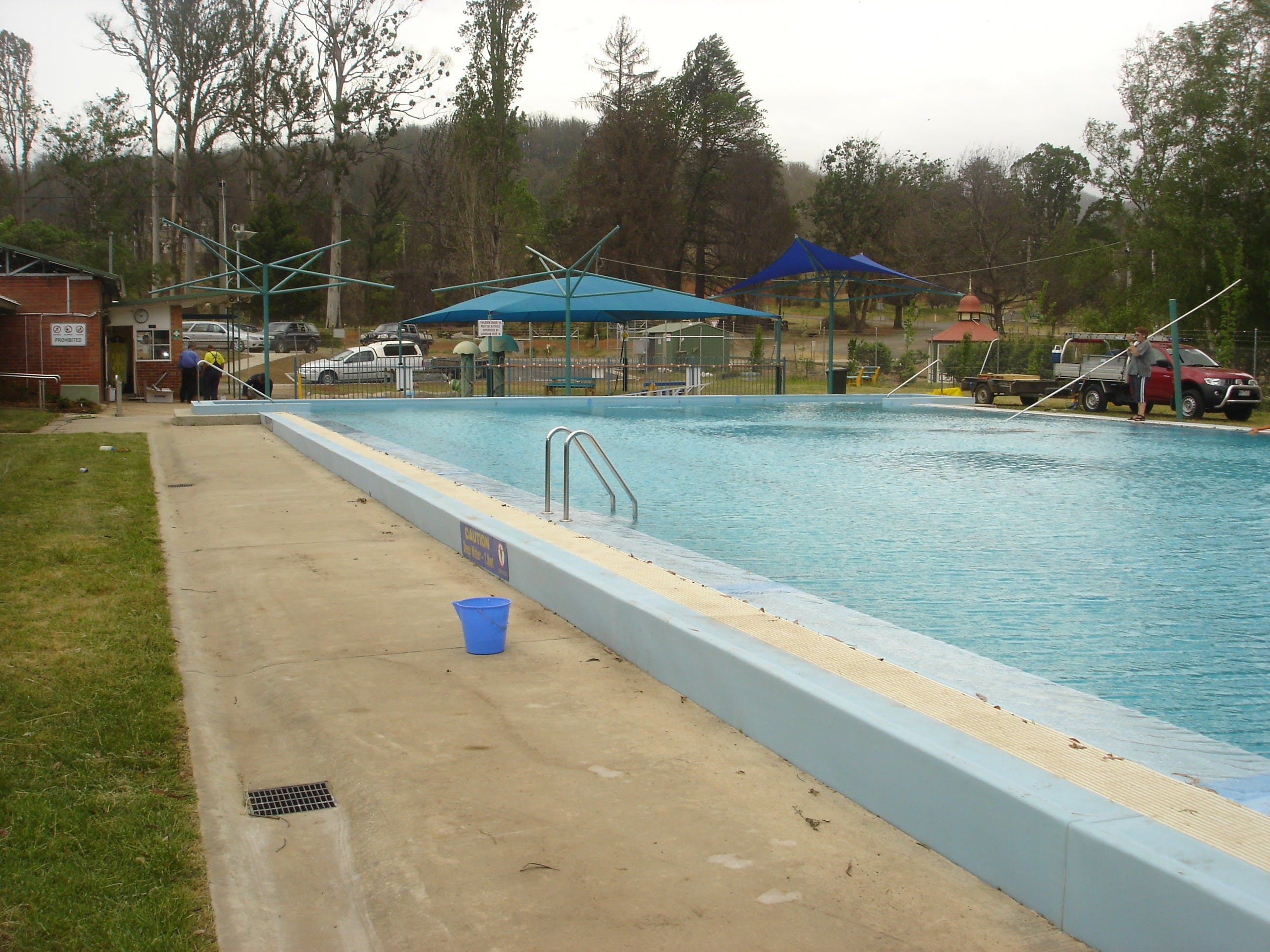 Marysville Outdoor Swimming Pool - Accommodation Melbourne