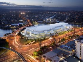 Gold Coast Convention and Exhibition Centre - Accommodation Melbourne