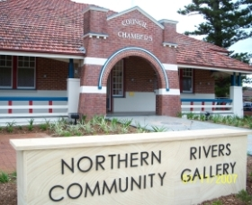 Northern Rivers Community Gallery - Accommodation Melbourne