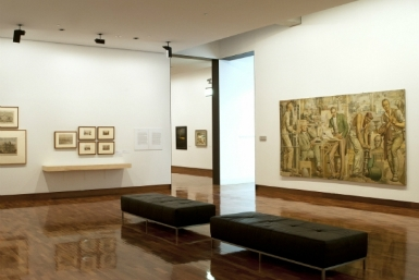 The Ian Potter Museum of Art - Accommodation Melbourne