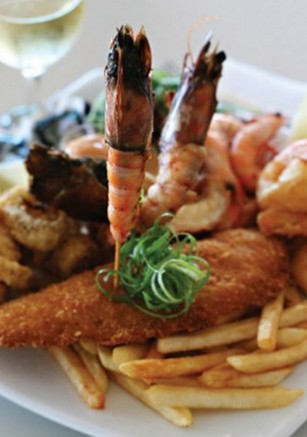 Rockpool Seafood Cafe Bar - Accommodation Melbourne