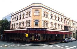 The Grand Hotel Newcastle - Accommodation Melbourne