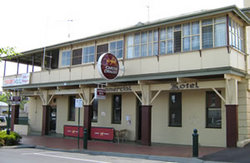 Commercial Hotel Alexandra - Accommodation Melbourne