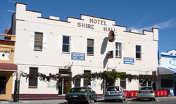 Shire Hall Hotel - Accommodation Melbourne