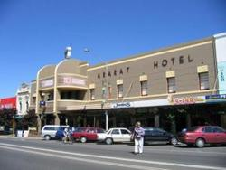 Ararat Hotel - Accommodation Melbourne