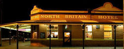North Britain Hotel - Accommodation Melbourne